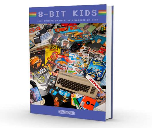 Libro 8bits kids
