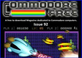Presentación Commodore Free Magazine 92