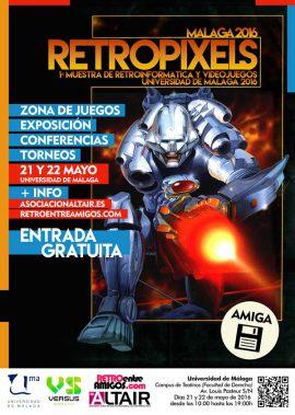 Retropixels Málaga 2016