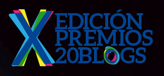 logo premios 20 blogs