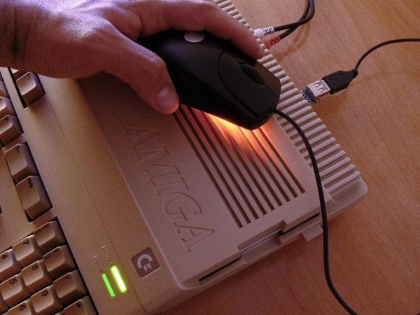 JPmouse Amiga Atari