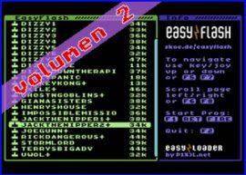 Presentación easyflash volumen 2 – C64