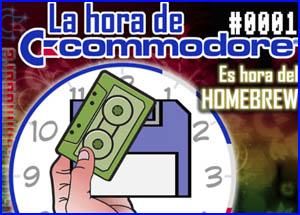 Presentación la hora de commodore podcast 001