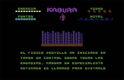 Kabura Commodore 64 – 2