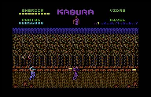 Kabura Commodore 64 - 3