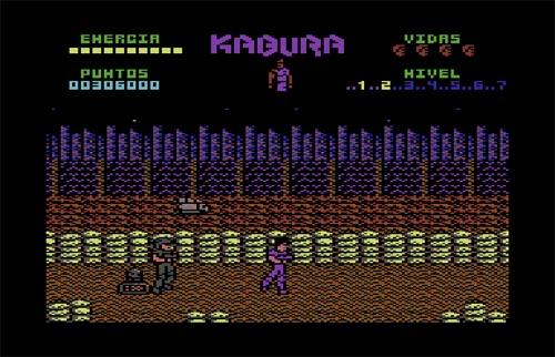 Kabura Commodore 64 – 5