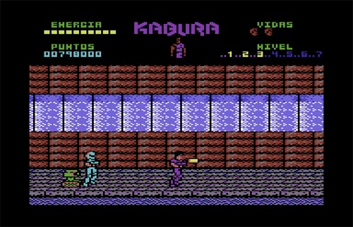 Kabura Commodore 64 – 6