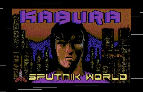 Kabura Commodore 64 – 7