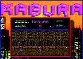 Presentación Kabura Commodore 64