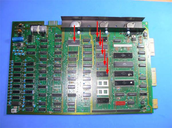 Recuperación roms Commodore Pet CBM 4032 (8)