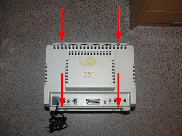 Reparación Monitor Commodore Amiga 1081 (3)