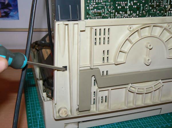 Reparación Monitor Commodore Amiga 1081 (8)