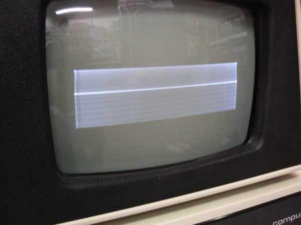 Reparación Monitor Commodore Pet 4032 (1)