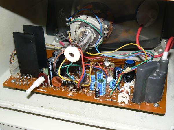 Reparación Monitor Commodore Pet 4032 (11)