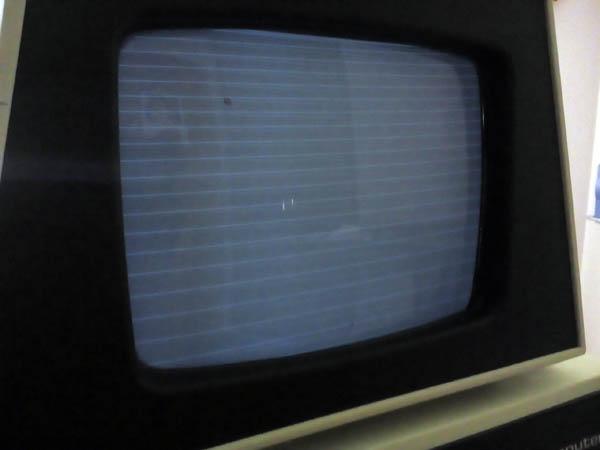 Reparación Monitor Commodore Pet 4032 (13)