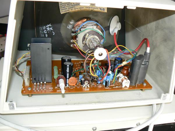 Reparación Monitor Commodore Pet 4032 (3)