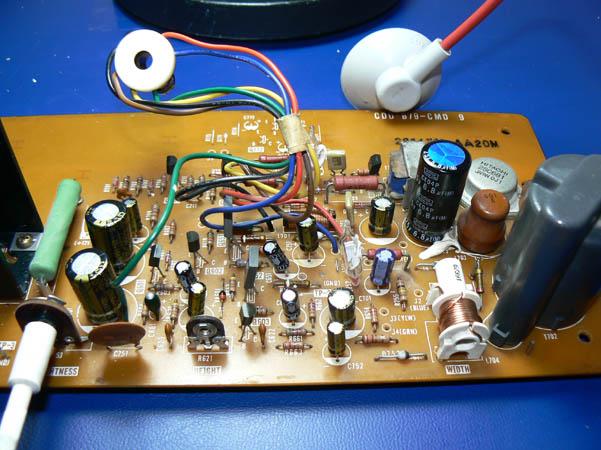 Reparación Monitor Commodore Pet 4032 (8)