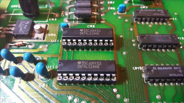 Reparación final Commodore Pet – CBM 4032 (13)