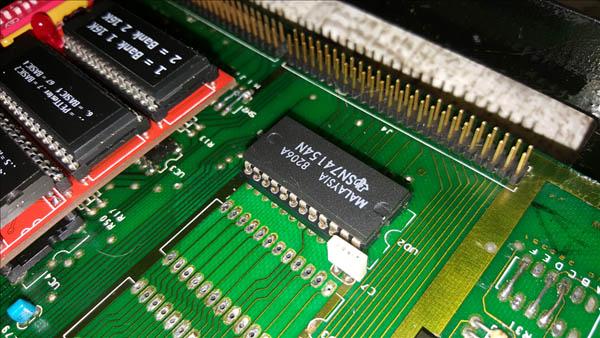 Reparación final Commodore Pet – CBM 4032 (19)