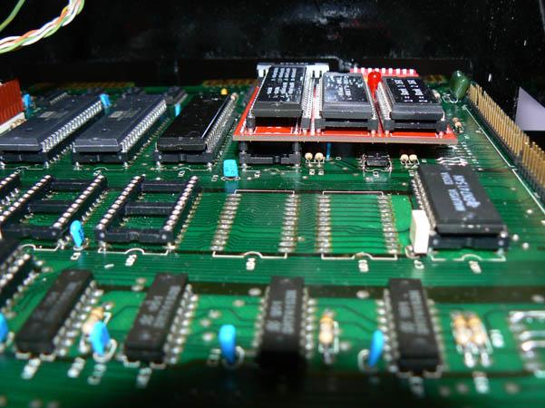 Reparación final Commodore Pet – CBM 4032 (23)