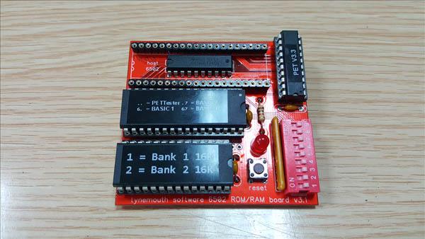 Reparación final Commodore Pet – CBM 4032 (9)