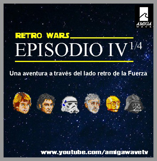 Retro Wars Episodio IV