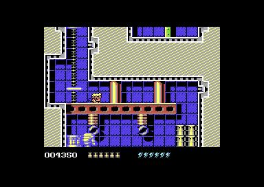 Rick Dangerous 2 - C64 (3)