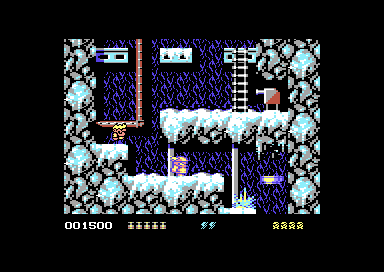Rick Dangerous 2 - C64 (5)