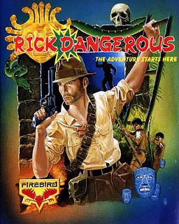 Rick Dangerous c64