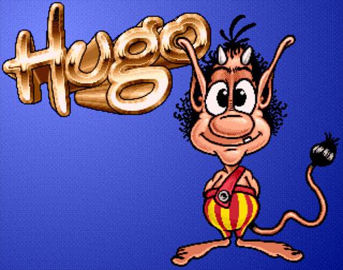 Hugo – Amiga