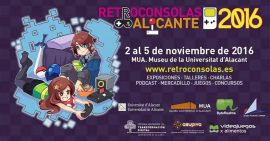 Retroconsolas Alicante 2016