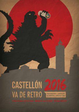 Castellon va de retro