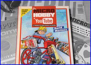 Presentación libro de microhobby a youtube