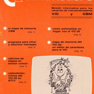 Revista Club Commodore