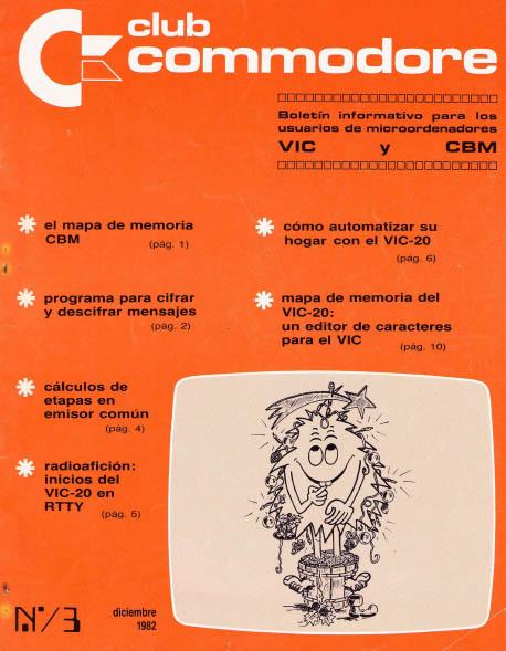 Revista Club Commodore