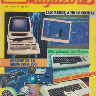 Revista Commodore Magazine