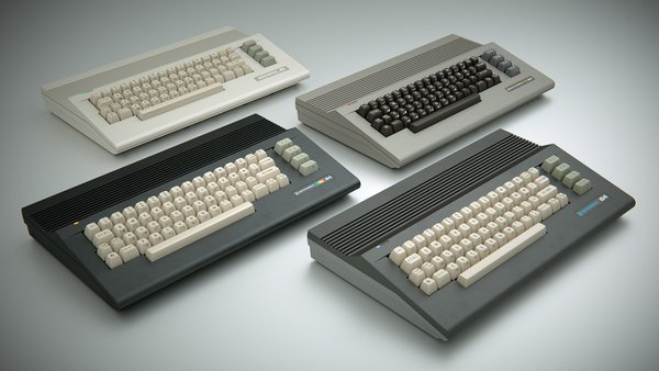 Carcasas Commodore C64c 2016 - 2