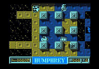 Humphrey Amstrad – 2