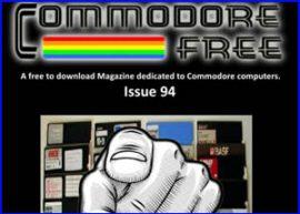 Presentación Commodorefree Magazine 94