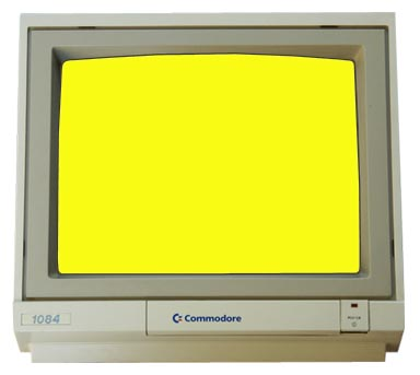 test-commodore-amiga-pantalla-amarillo