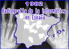 Presentación radiografía informática españa
