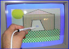 Presentación como construir lápiz óptico ligh pen para commodore 64