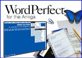 Presentación WordPerfect Amiga