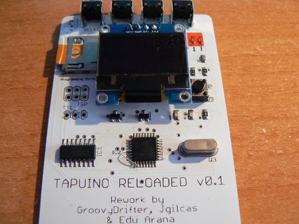 Tapuino Reloaded Commodore (2)