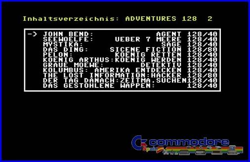 Adventure 128