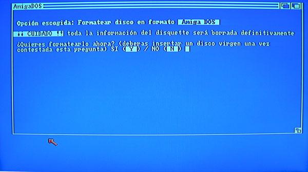 Captura pantalla Menu Tranfer utility Disk 5