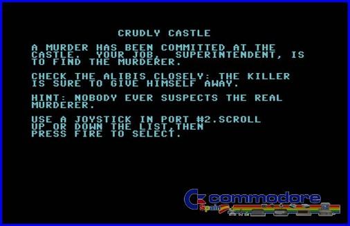 Crudly Castle