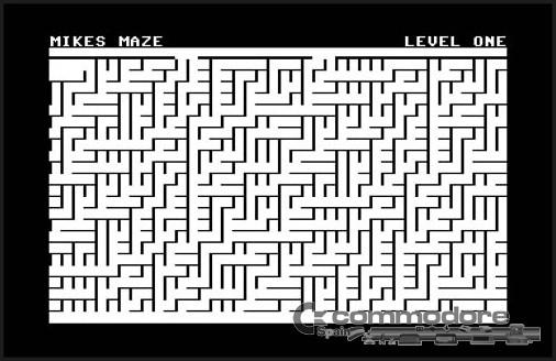Mikes Maze 2