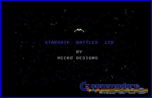 Starship Battle 128