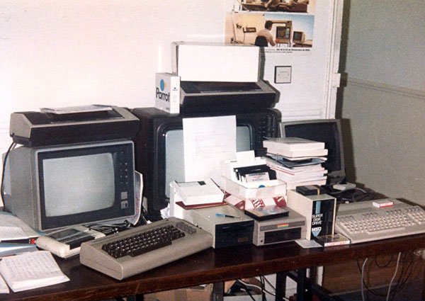 Oficina Commodore World